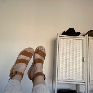 Soludos platform sandals